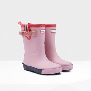 ☔️ HUNTER Toddler Kids Girls Boots size 7 NWT